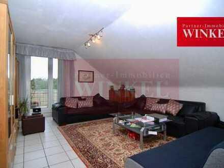 3-Zimmerwohnung mit Balkon, Fußbodenhzg. und Tiefgaragenstellplatz in Frechen