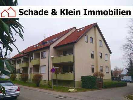 Kapitalanlage oder Eigennutzung: 1,5-Zimmer-Wohnung mit Kfz-Außenstellplatz in Beuren
