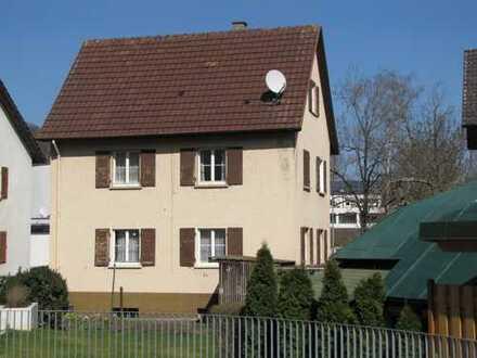 Einfamilienhaus in ruhiger zentrumsnaher Lage von Nagold!