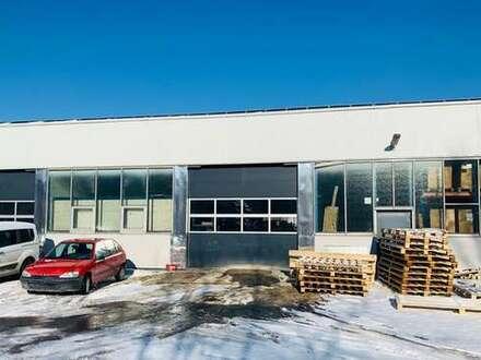 Attraktive Gewerbeflächen Lager, Logistik, leichte Produktion direkt an der B29