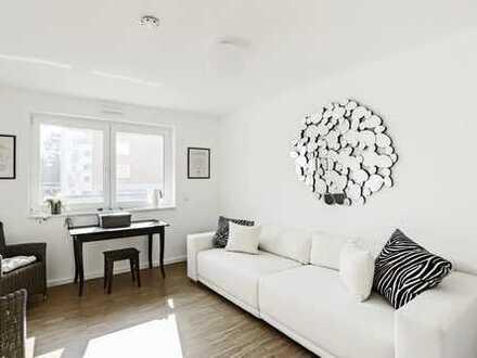 Neubau - 4-Zimmer-Wohnung mit Terrasse und Gartenanteil