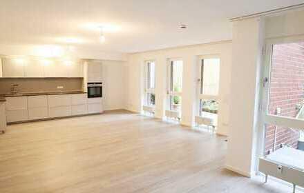 Familienwohntraum mit Einbauküche und eigenem Garten in bester Lage von Oberkassel!