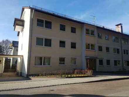 RESERVIERT 4,5-Zimmer-Erdgeschosswohnung mit Terrasse und Garten an den Isarauen