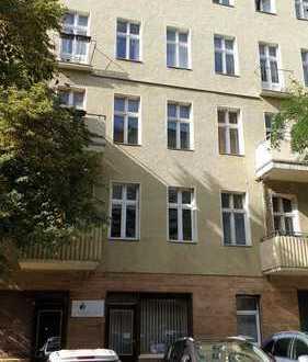 Praktischer Grundriss, 3 Zimmer in Berlin Moabit!