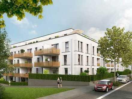 PANDION VILLE - Traumhafte 3-Zimmer-Penthousewohnung auf ca. 108 m² und umlaufender Dachterrasse