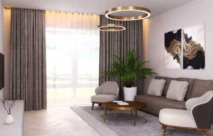 NEUWERTIG-ERSTBEZUG - 2,5-Zimmer Wohnung mit Balkon und Aufzug