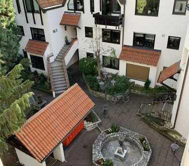 **URLAUBSFEELING**schöne DG-Maisonettenwohnung 135m² im Zentrum von Sindelfingen inkl. TG Stellplatz