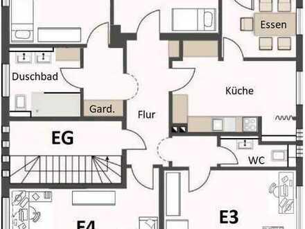 WG-Zimmer zu vermieten, OG - Zimmer O1, 17 m2 + Mitbenutzung 53 m2 Allgemein-Wohnraum