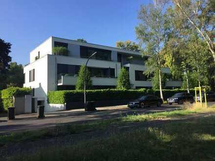 Köln-Marienburg - 5-Zimmer-Gartenwohnung mit direktem Südparkblick!!!