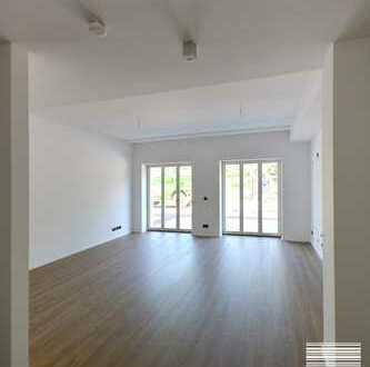 Für Senioren - Gut aufgehoben bei frischer Seeluft - 1- Raum Apartment mit Terrasse