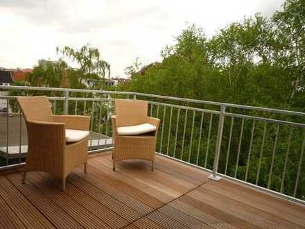 Modernisierte Maisonette Wohnung im klassischen Altbremer Haus