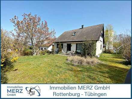 ~~Familienfreundliches Einfamilienhaus mit schönem Garten in guter Lage von Rottenburg~~