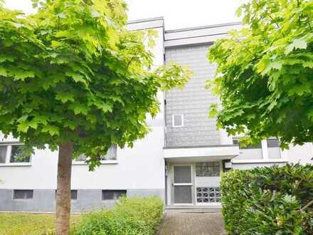 Gemütliche Erdgeschoss-Wohnung (Tiefparterre) mit Terrasse und Stellplatz in Bochum - Gerthe