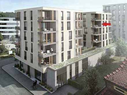 3-Zimmer-Neubauwohnung im 4. OG - Stadtwaage II in Heidenheim