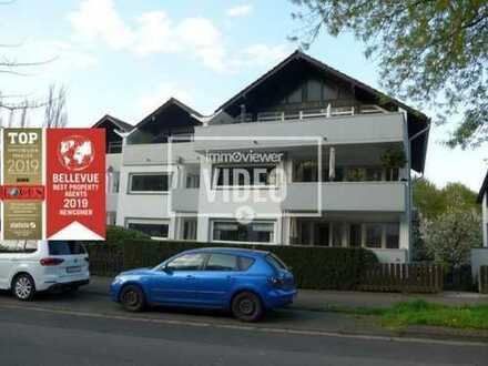 Schöne 4-Zimmerwohnung mit zwei Balkonen in Waldrandlage von Friesdorf