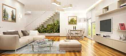 St Leon Rot: Purer Wohngenuss auf ca. 118 qm DG-Wohnung mit Empore