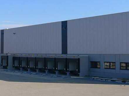"""""""BAUMÜLLER & CO."""" - Lagerhalle ca. 12.000 qm + Büroflächen - *direkt an der BAB3*"""