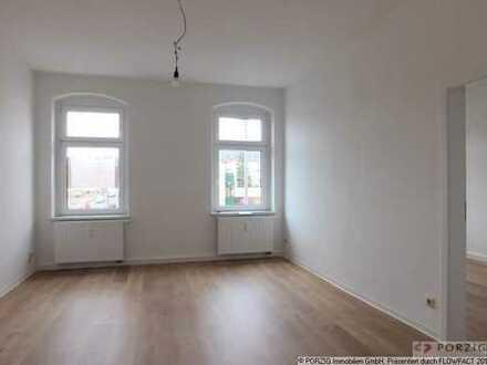 Frisch sanierte 2-Raum-Wohnung in Ebersdorf