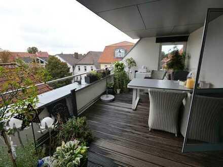 Traumhafte Wohnung über den Dächern von Nienburg