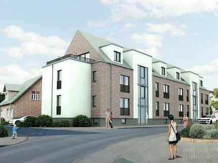Gut aufgeteilte Neubauwohnung in Dülmen - Buldern (Erdgeschoss)
