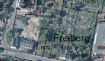 Grundstück in 09599 Freiberg zur Bebauung