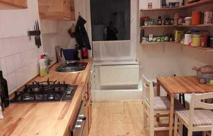 sonniges 24 qm Zimmer in geräumiger 2-er WG ( 3-Zimmer Wohnung)