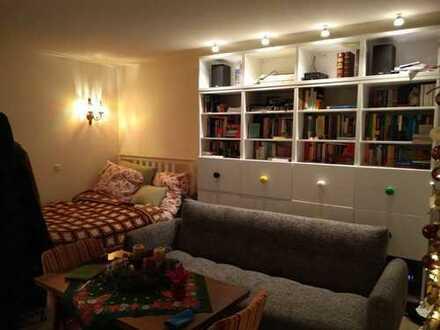 Ruhige 1-Raum-Wohnung mit Balkon und Einbauküche in Potsdam