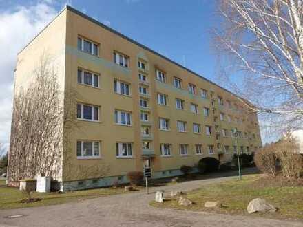 Schöne 2-Zimmer-Wohnung mit Balkon in Alt Ruppin