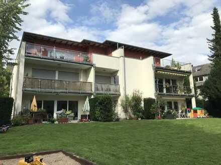 hochwertige 4-Zimmer-Wohnung mit Garten in Citynähe