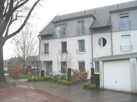Moderne Souterrainwohnung zur ruhigen Seitenstraße - nähe Rotbachsee / GHZ