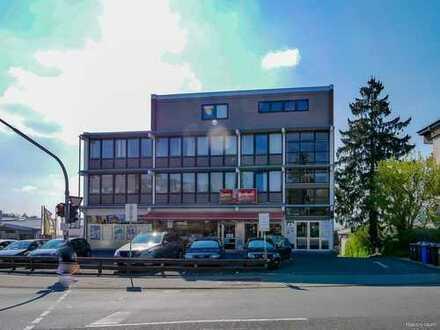 IM ALLEINAUFTRAG: Ca. 600 qm ebenerdige Ladenfläche in gut frequentierter Lage von Königstein