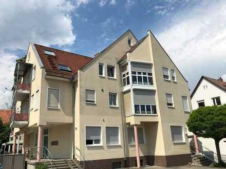"""2-Zimmer ETW mit viel Platz im """"Luftraum über der Wohnung"""""""
