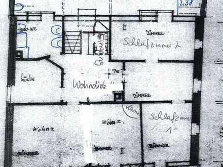 Modernisierte 4,5-Zimmer-Dachgeschosswohnung mit Einbauküche in Waldkirchh