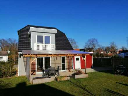 Hübsches, ruhiggelegenes Einfamilienhaus am Dümmer See, Erstbezug nach Renovierung
