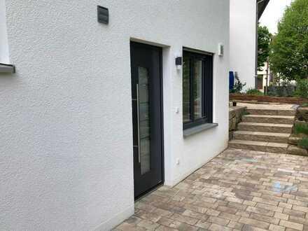 Erstbezug mit EBK: stilvolle 2-Zimmer-Wohnung in Großbottwar