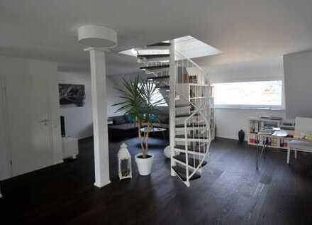Neubau Maisonette Wohnung in Stuttgart Ost / Luxusausstattung / Provisionsfrei