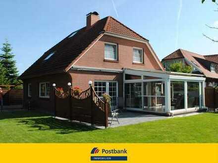 Tolles Einfamilienhaus mit Wintergarten in einer sehr schönen Wohnlage