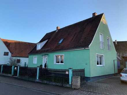 Schönes und gepflegtes 6-Zimmer-Einfamilienhaus in Weißenbronn