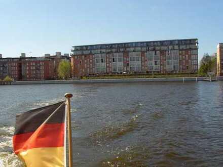Bild_Wunderschöne mit Havelblick gelegene Wohnung + TG