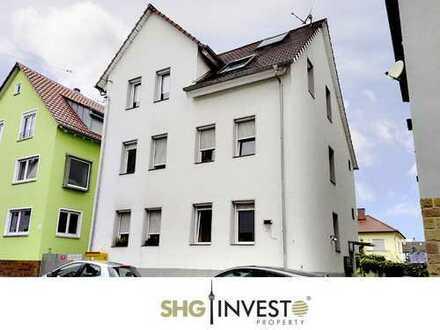 Mehrfamilienhaus am Stadtpark in S-Zuffenhausen
