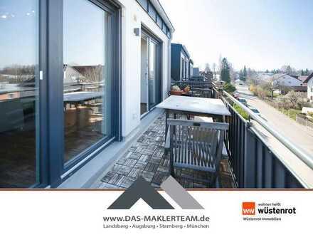 Ein Unikat in absoluter Bestlage: Beeindruckende Dachgeschosswohnung