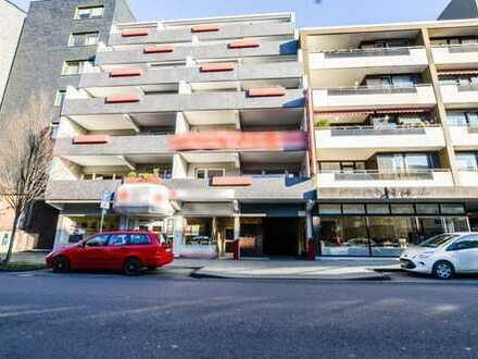 Büroeinheit in zentraler Citylage von Opladen mit 12 Räumen und WC
