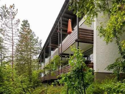 2 Zimmer Maisonette Whg im Steinbachtal ebenerdiger Zugang