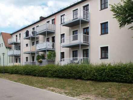 Wiesau . 3-Zi-Wohnung mit Balkon im 2. OG mit WBS I