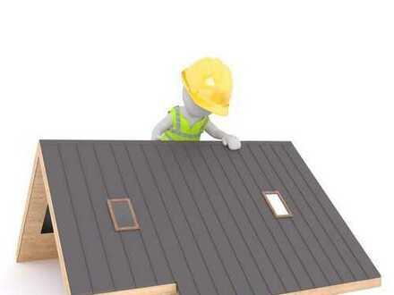 Geplanter Ausbau einer Dachgeschosswohnung in Moabit-Mit Aufdachterrasse!