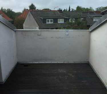 Großzügige Dachgeschoss Wohnung mit Dachterrasse