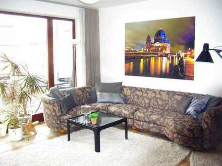 Großzügige Wohnung mit großem Südbalkon in Top Innenstadtlage