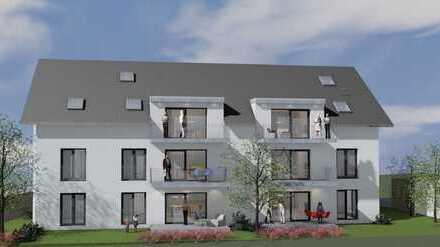 Herrliche Dachgeschoß Neubau-Wohnung mit Galerie