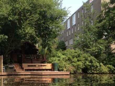Exklusive, gepflegte 1,5-Zimmer-Maisonette-Wohnung mit EBK in Emden / Ideal für STUDENTEN