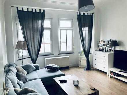 Helle und ruhige 2 - Zimmerwohnung mit Altbaucharme